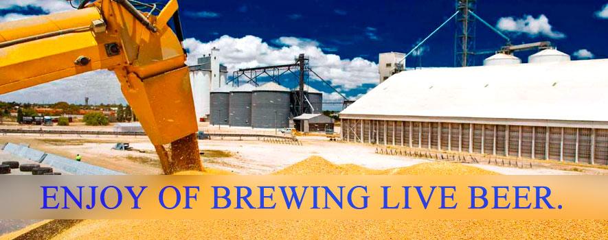 Сырье для пивоваренной промышленности из Чехии.